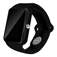 AIYIBEN U7 Bluetooth Touch Screen Bluetooth 3.0 Smart watch Wrist Watch Phone Watch for iPhone Samsung Sony LG HTC and Much more