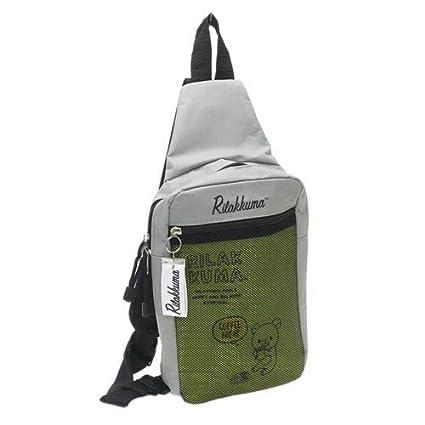 4a9e5edf636e Amazon.com  ai Plannning San-X Rilakkuma One Shoulder Bag K-5785  Toys    Games