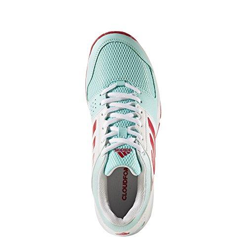 Rosene Tennis Various adidas Court Ftwbla Women's Aquene Colours Barricade W Shoes White IWwfvZqwx