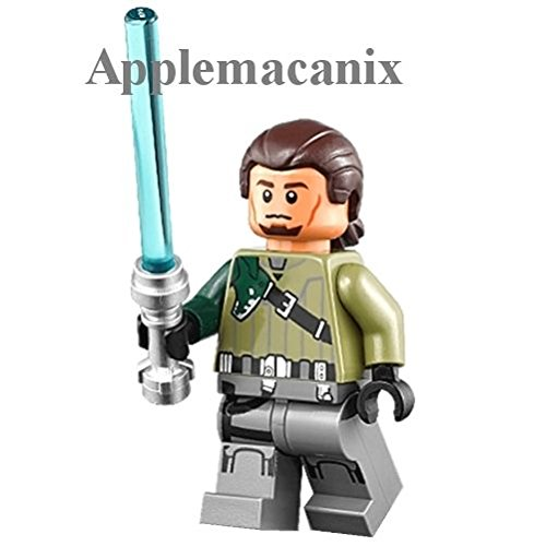 NEW LEGO Star Wars Rebels 75053 The Ghost KANAN JARRUS Minifigure Figure (Lego Star Wars Kanan Jarrus Set)