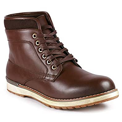 Metrocharm Mens MC303 Mc303 Brown Size: 8
