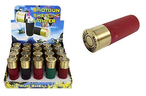 Shotgun Shell Lighter, Case of 20