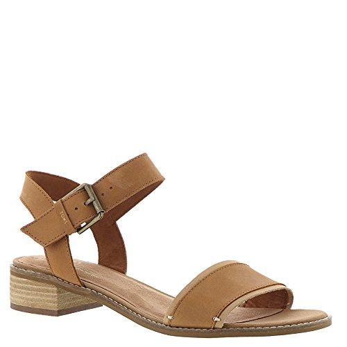 TOMS Women's Camilia Sandals (7.5 B(M) US, Tan -