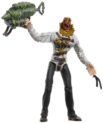 DC Comics Batman Begins Scarecrow Action Figure (Clean Version) 5 Inches