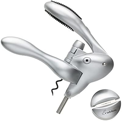 Metrokane Rabbit Corkscrew with Foilcutter