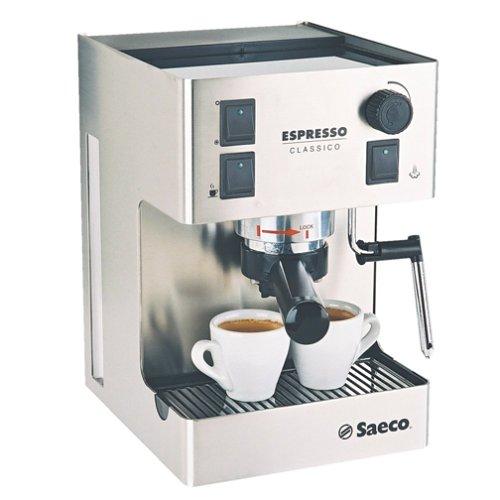 saeco classico espresso machine
