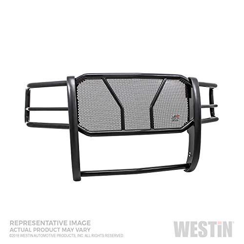Westin-57-2375-HDX-Black-Grille-Guard