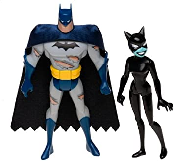 Batman The Animated Series Action Figure 2-Pack Battle Scars ...