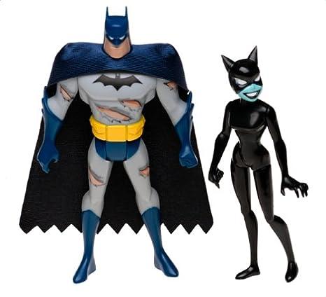 Amazoncom Batman The Animated Series Action Figure 2 Pack Battle