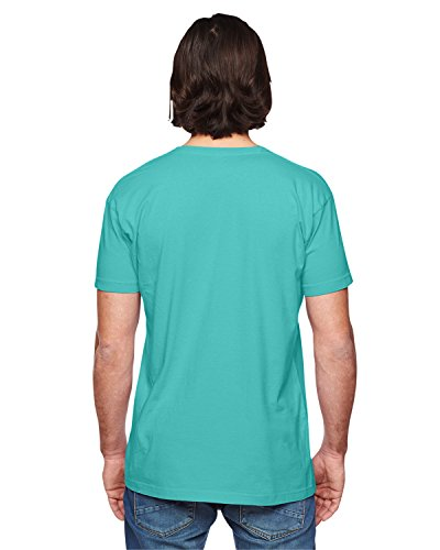 Apparel Bleu T Dive High American shirt Homme ZdznHw