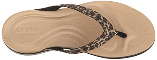 Pictures of Crocs Women's Capri V Graphic Flip Capri V Graphic W 2