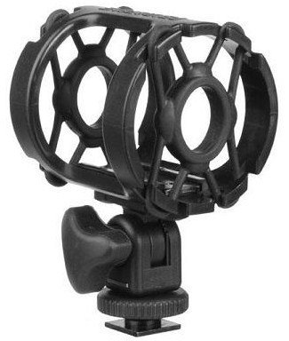 Pearstone DUSM-1 Universal Shock Mount for Camera Shoes and Boompoles, Best Gadgets