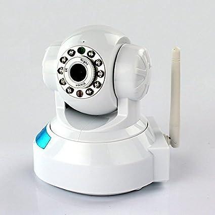 Amazon com: Vanxse®cctv Wireless 720p Pan/tilt Wifi Indoor Dome