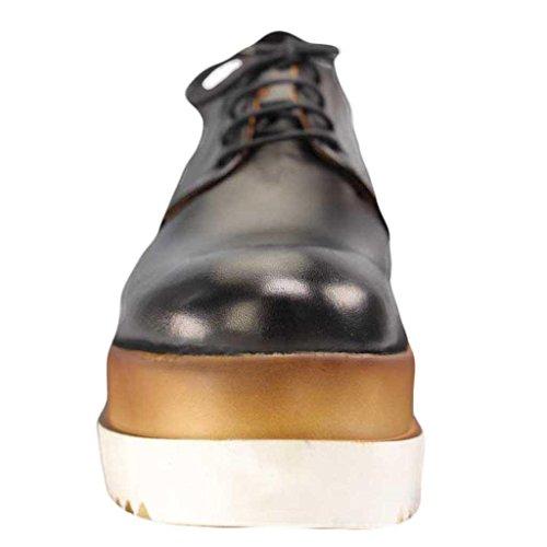 Tamaris Chaussures de Ville à Lacets pour Femme 39 Noir 6fUlugO2zt