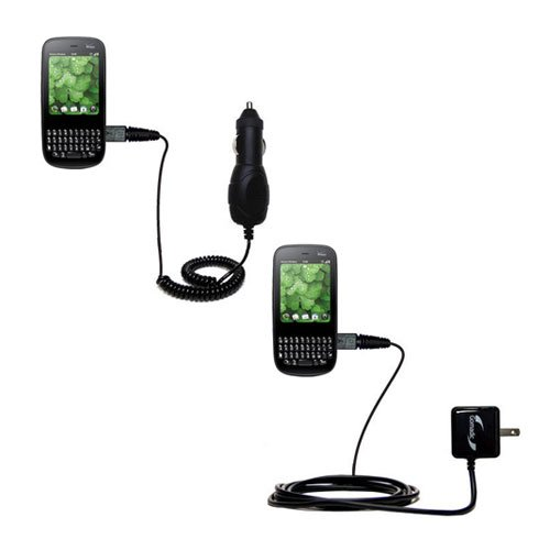 Essential Gomadic AC /DC Charge Accessory Bundle for the Palm Pixi Plus. Kit includes the Gomadic Home and Car Chargers at a Money Saving Price. Based on TipExchange Technology