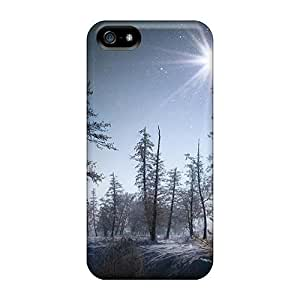 Iphone 4/4s Cover Case - Eco-friendly Packaging(magic Winter Lscape)