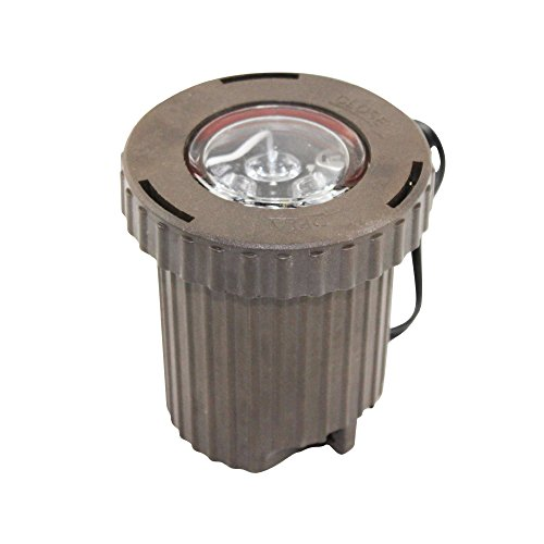 - Hadco Philips Led Inground Low Voltage Landscape Light; Bronze