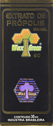 Wax Green 60% Wax Free Bee Propolis 30ml Review
