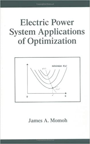 Electric power system applications of optimization power electric power system applications of optimization power engineering willis 1st edition fandeluxe Images