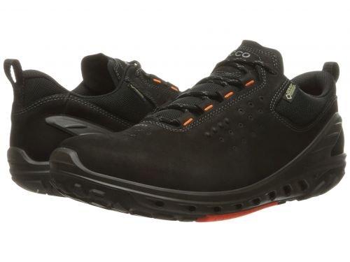ECCO Sport(エコー スポーツ) メンズ 男性用 シューズ 靴 スニーカー 運動靴 Biom Venture GTX Tie - Black/Black [並行輸入品] B07BMR2TT8
