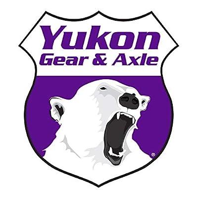 USA Standard Gear (ZA W38875) Right Inner Axle for Jeep XJ/YJ/TJ 27-Spline Differential 4340 Chrome-Moly: Automotive