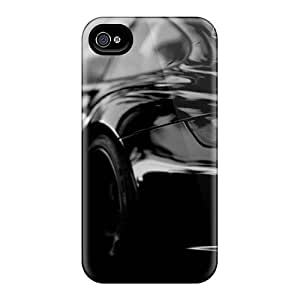 Iphone 6plus EvZ11671jJfS Customized Nice Black Porsche Image Durable Hard Cell-phone Case -DrawsBriscoe