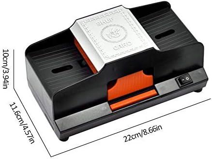 Elektrischer Kartenmischer Automatische Kartenmischmaschine Karten Mischmaschine