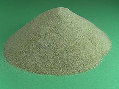 GLASS ABRASIVE #150 - Very Fine Grit - 24 lbs. - Sand Blast Cabinet BLASTING MEDIA - By Tacoma Company