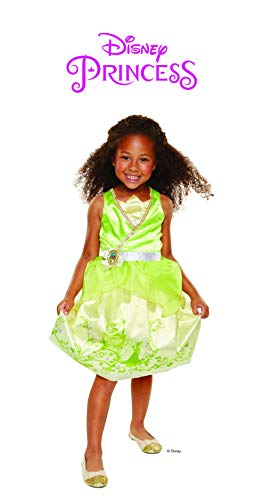 Disney Princess Disney Press 04416 Tiana Explore Your World Dress, -
