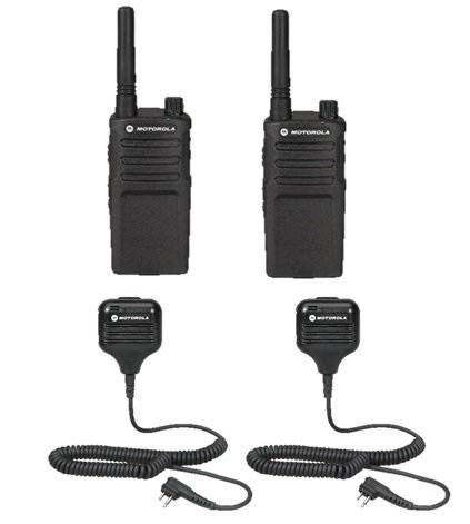 040 Radios with Speaker Mics ()