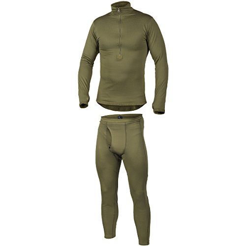 Helikon Gen III Level 2 Underwear Set Olive size (Ecwcs Thermal)