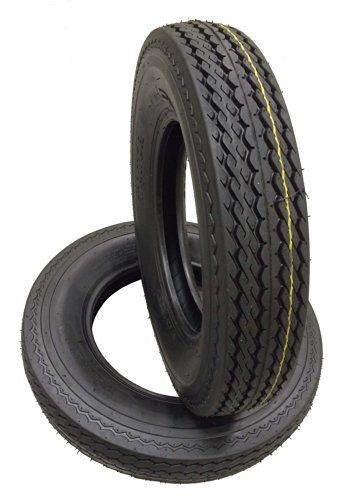 - 2 New Highway Boat Motorcycle Trailer Tires 5.30-12 6PR Load Range C - 11033