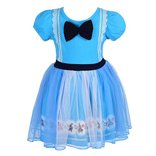 Dressy Daisy Alice Dress for Toddler Girls Halloween Fancy Party Costume Dress Size 3T 151 ()