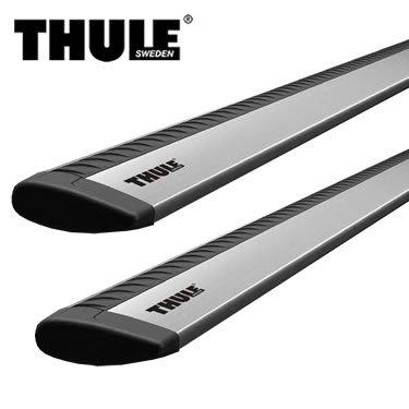 Thule Aeroblade 43-Inch Aerodynamic Crossbars (One Pair)