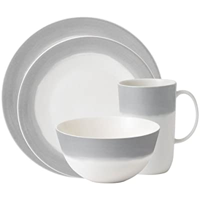 Click for Wedgwood Vera Wang Simplicity Ombre 4-Piece Place Setting