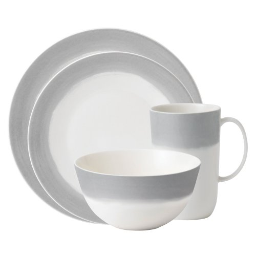 - Wedgwood Vera Wang Simplicity Ombre 4-Piece Place Setting
