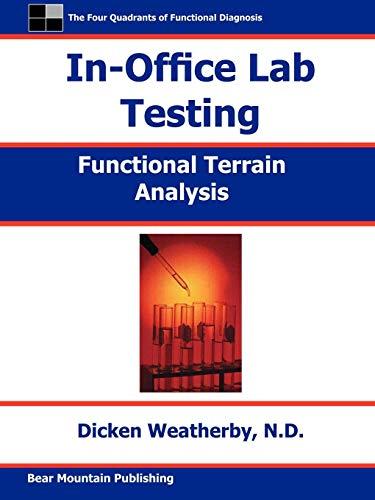 In-Office Lab Testing: Functional Terrain ()