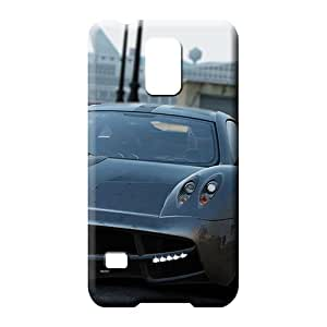 samsung galaxy s5 Shock-dirt Personal New Arrival Wonderful mobile phone case Aston martin Luxury car logo super