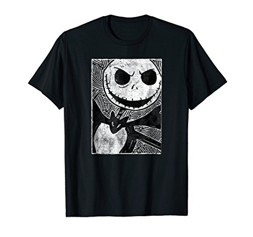 Disney The Nightmare Before Christmas Jack Sketch T-shirt -