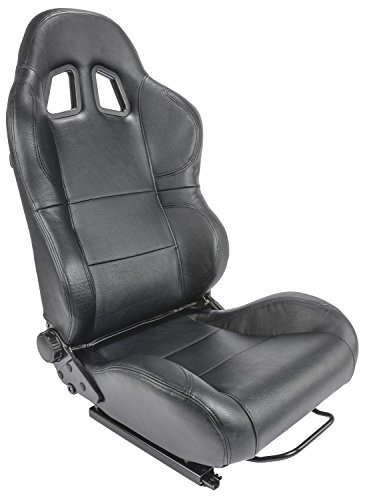 JEGS 70240 GS-1 High Back Sport - Corbeau Seat