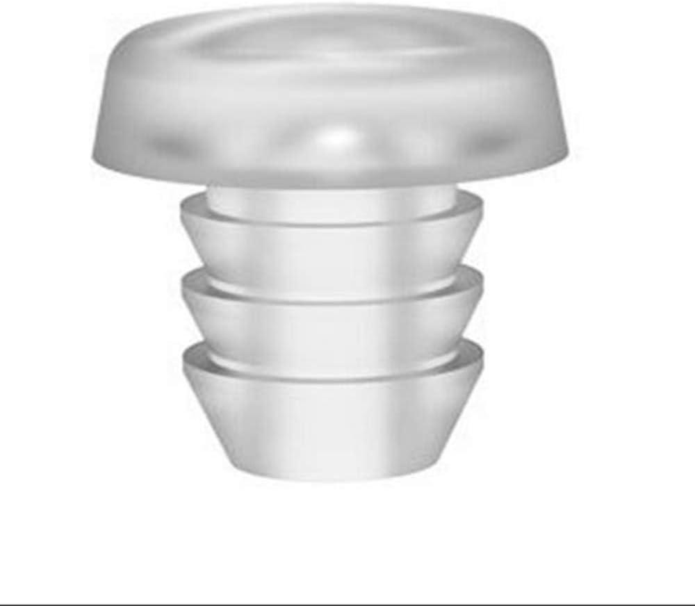 Gummi-Greifer Weiche Dampfstangen f/ür Glas-Tischplatte klar Geeignet f/ür 0,9cm Loch 15St/ück. Glasplatte Tischschutz mit Stiel Glas-Tischplatte Abstandhalter f/ür Terrassen-Tische Glasoberfl/äche