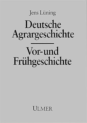 Deutsche Agrargeschichte, Vorgeschichte und