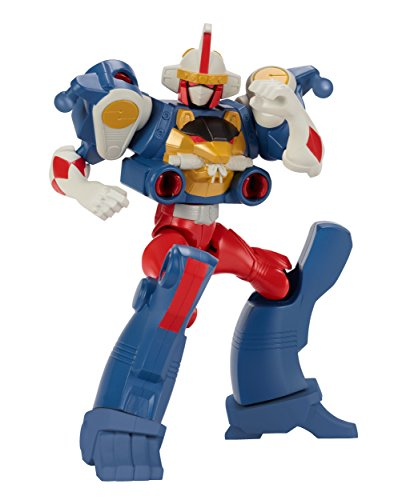 Power Rangers - Mixx N Morph Mighty Morphin Red Ranger and Ape Zord Action Figure Pack (Power Rangers Mighty Morphin Zords)