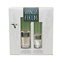Coty Vanilla Fields for Women 2-Piece Gift Set, Cologne Spray, Cologne Spray 2-Ounce