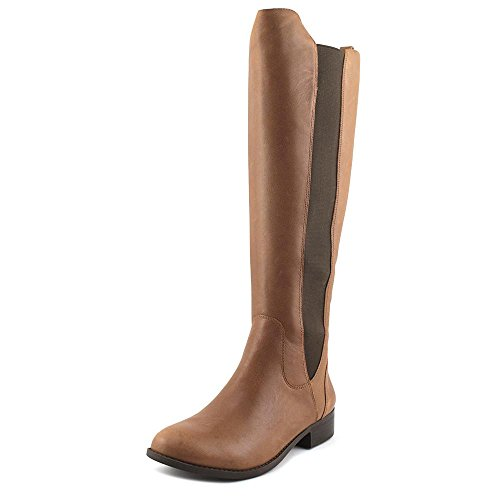 Maple Color Platform (Jessica Simpson Ranica Women US 7.5 Brown Knee High Boot)