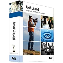 Avid Liquid v7 Video Editing Software -Academic Version