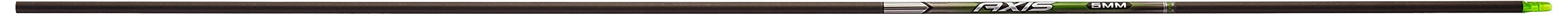 Easton Axis N-Fused Raw Shafts Doz, Multi