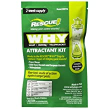 Rescue WHYTA - WHY Wasp/Hornet/Yellow Jacket Attractant (16 PACK)