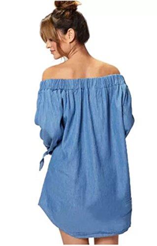 7 Fashion Road Damen Blusen Bluse