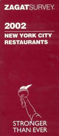 New York City Restaurants (Zagat Survey: New York City Restaurants) ebook